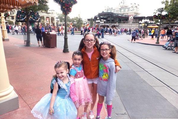 Onward through DisneyWorld!